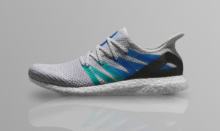adidas Made For London (AM4LDN), komplette Schuhfertigung in der SPEEDFACTORY in Brodswinden